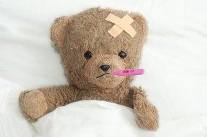 Febre ursinho