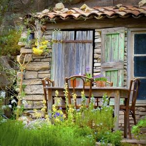 cadeira e mesa