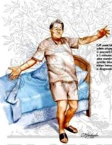 hipotensao postural