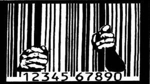 código de barra da cadeia
