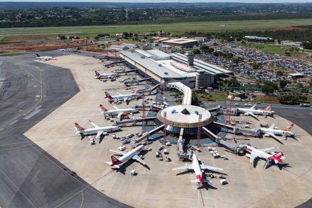Brasília - aéreas aeroporto